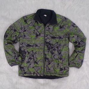 Winter Jacket Boys  Sz14 Camouflage Fleece